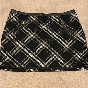 Warm Winter Mini Skirt